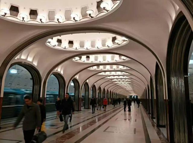 馬雅科夫斯基站
