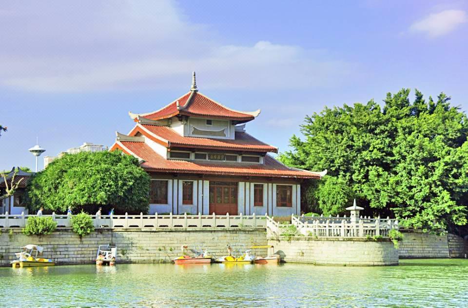 Quanzhou Donghu Park