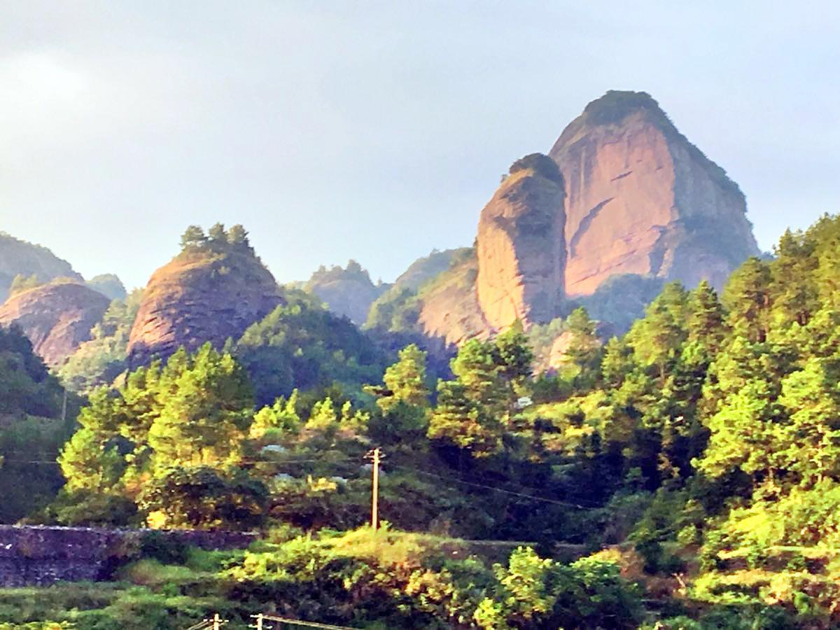 翠微峰國家森林公園