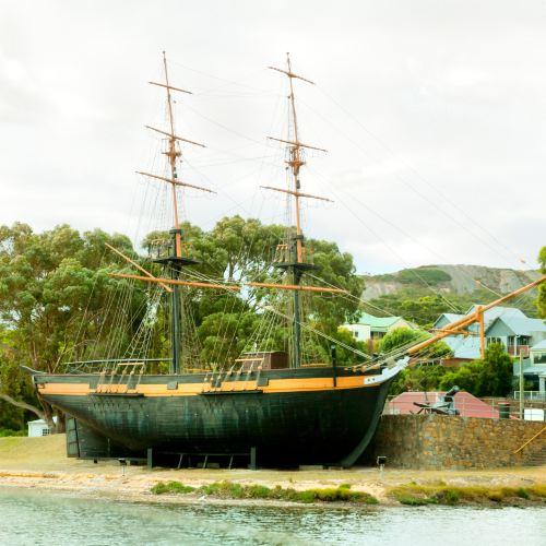 Replica of the Brig Amity