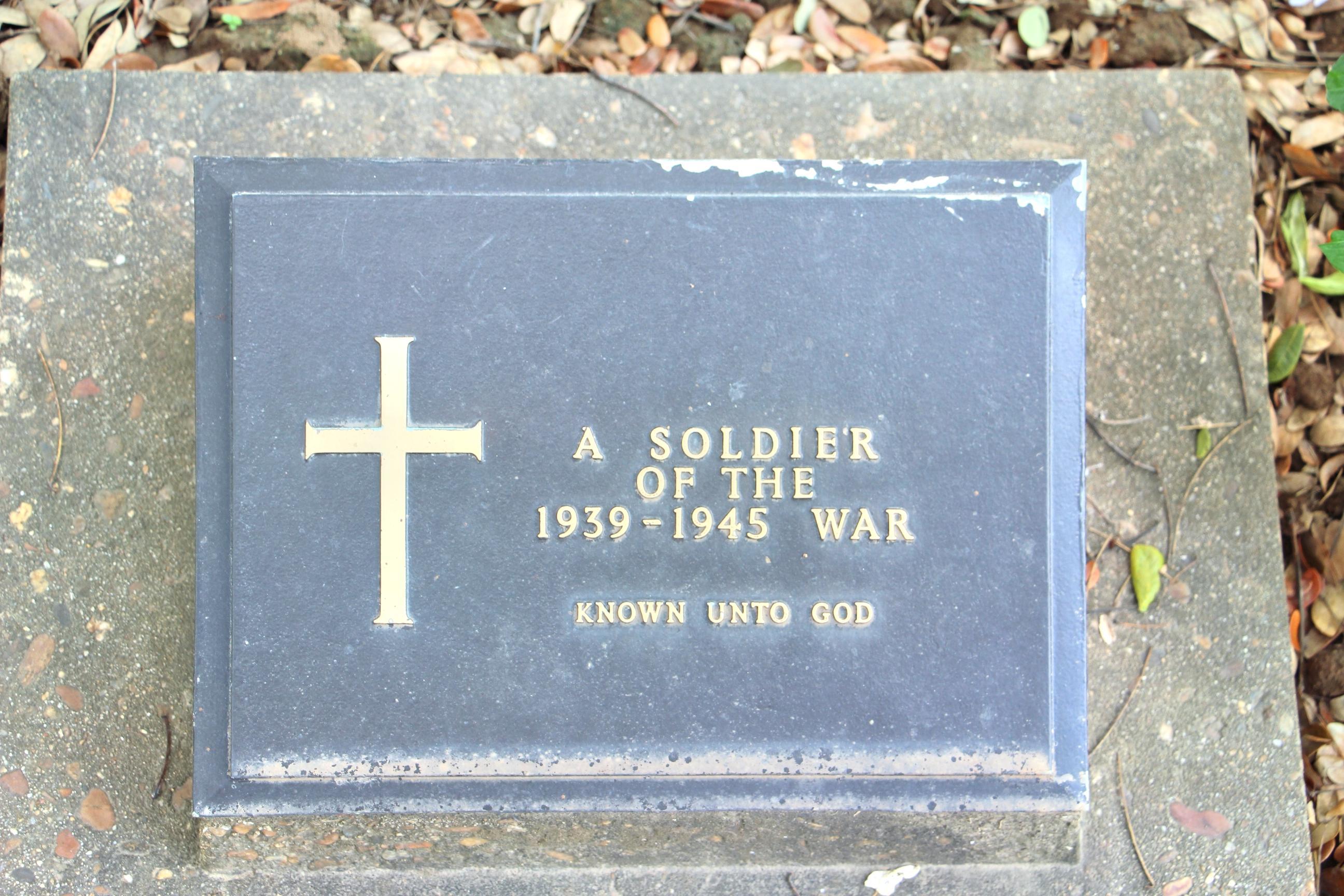 松溪盟軍戰爭墓地