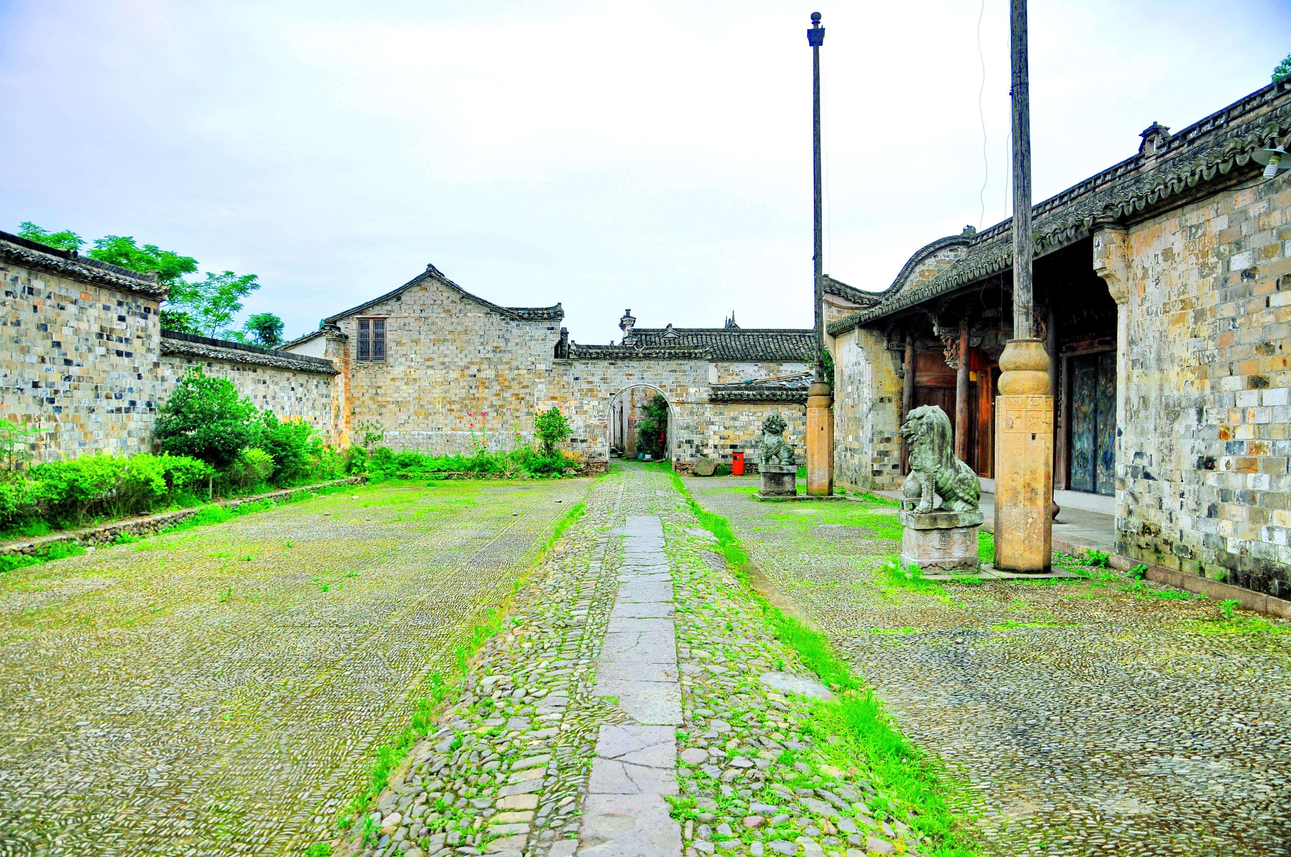Potan Ancient Town