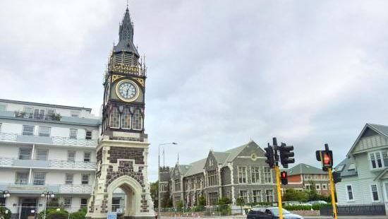 Victoria Street Clock Tower