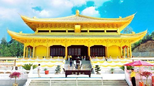 梵淨山佛教文化苑
