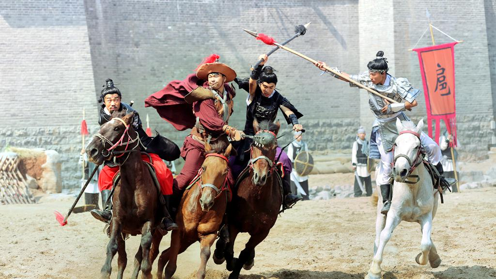 The Song Dynasty Of Kungfu City