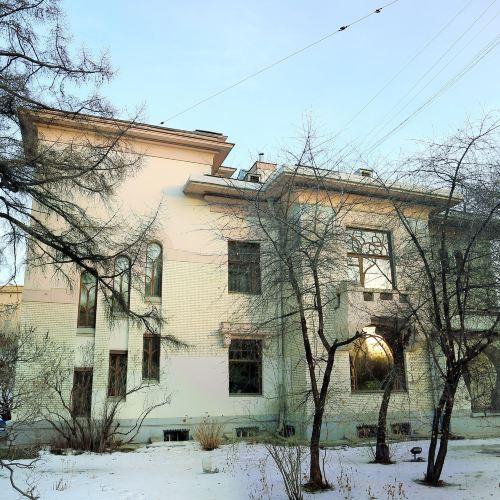高爾基故居博物館