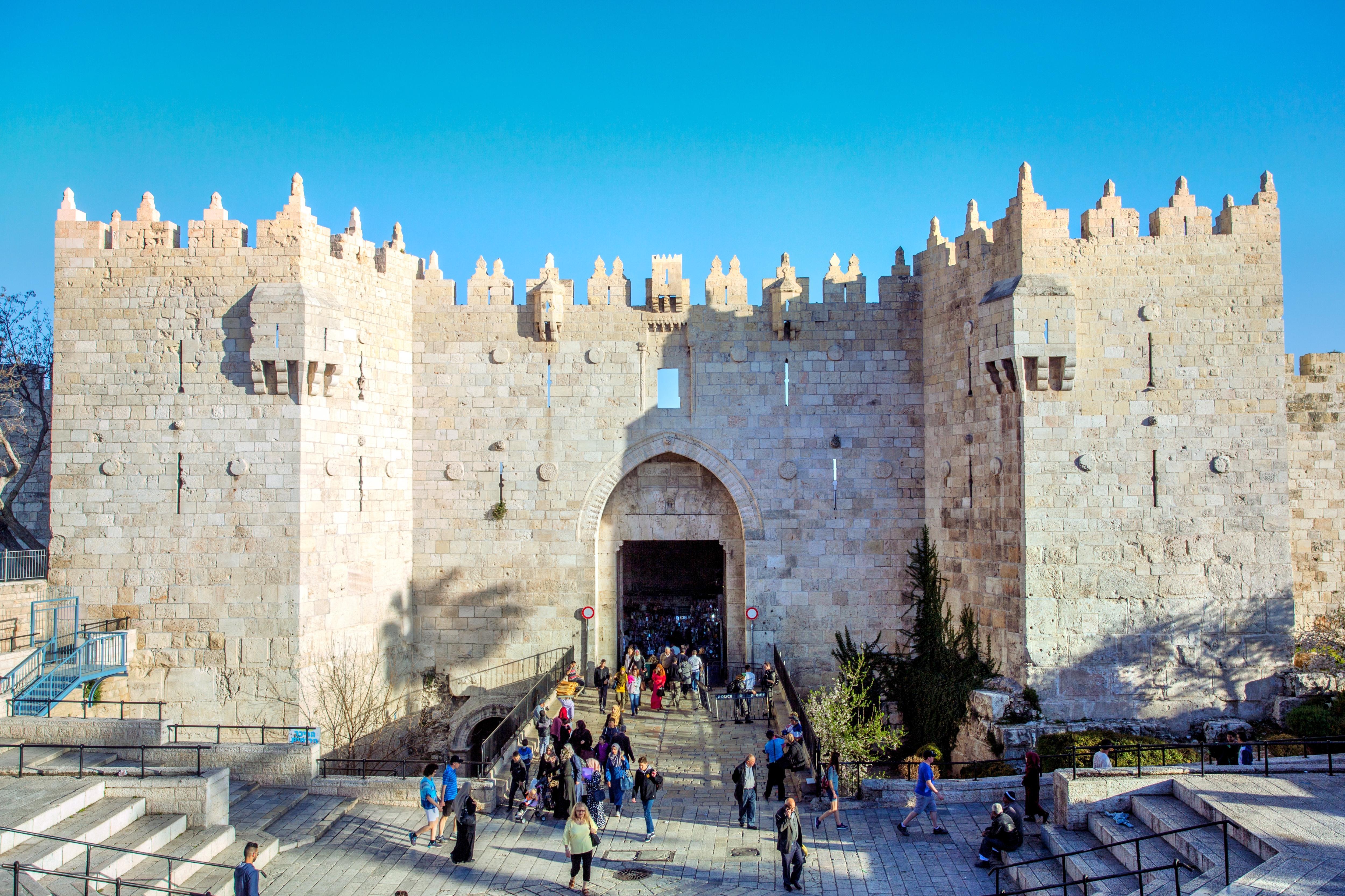 다마스쿠스 문