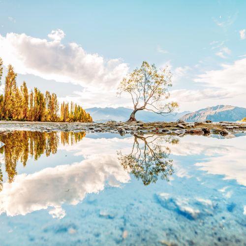 와나카 호수