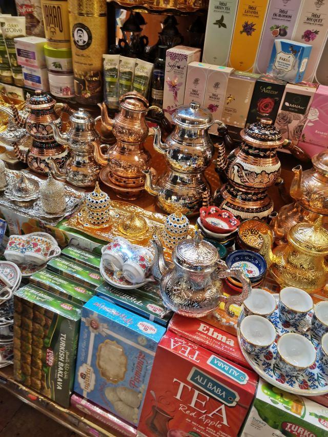 Egyptian Bazaar