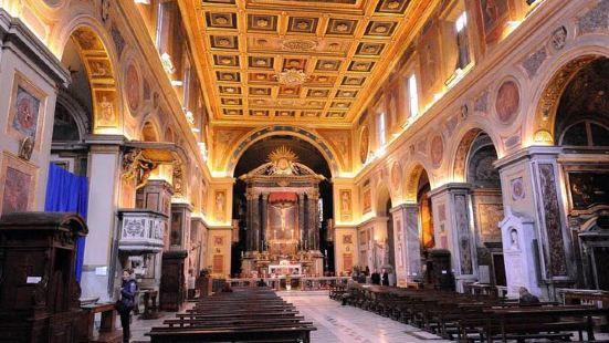 盧齊納的聖洛倫佐教堂