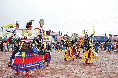 長白山薩滿文化園