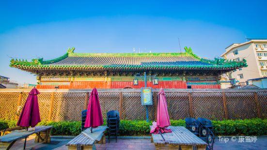 Jinggang Palace of Huguo Temple