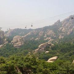 영기봉 여행 사진