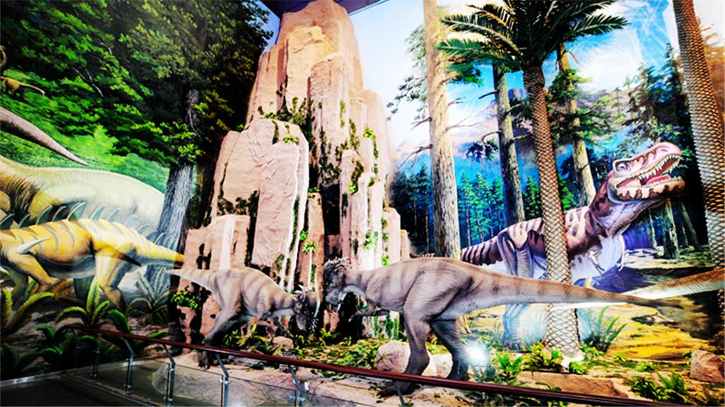 Xixia Dinosaur Relics Park