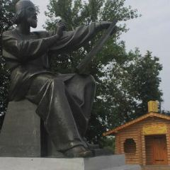 the statue of Andrei Rublev User Photo