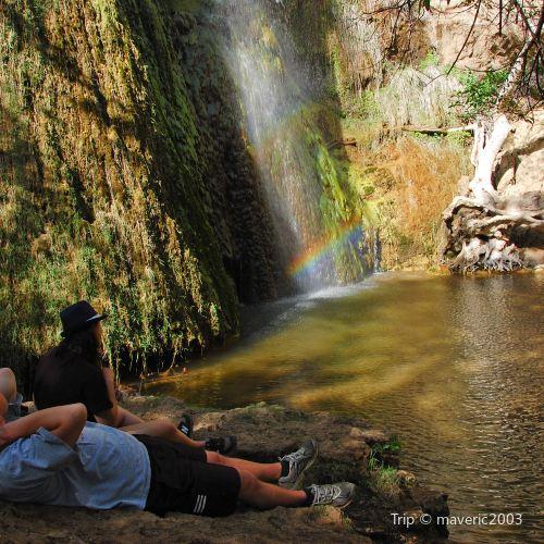 Escondido Canyon and Falls