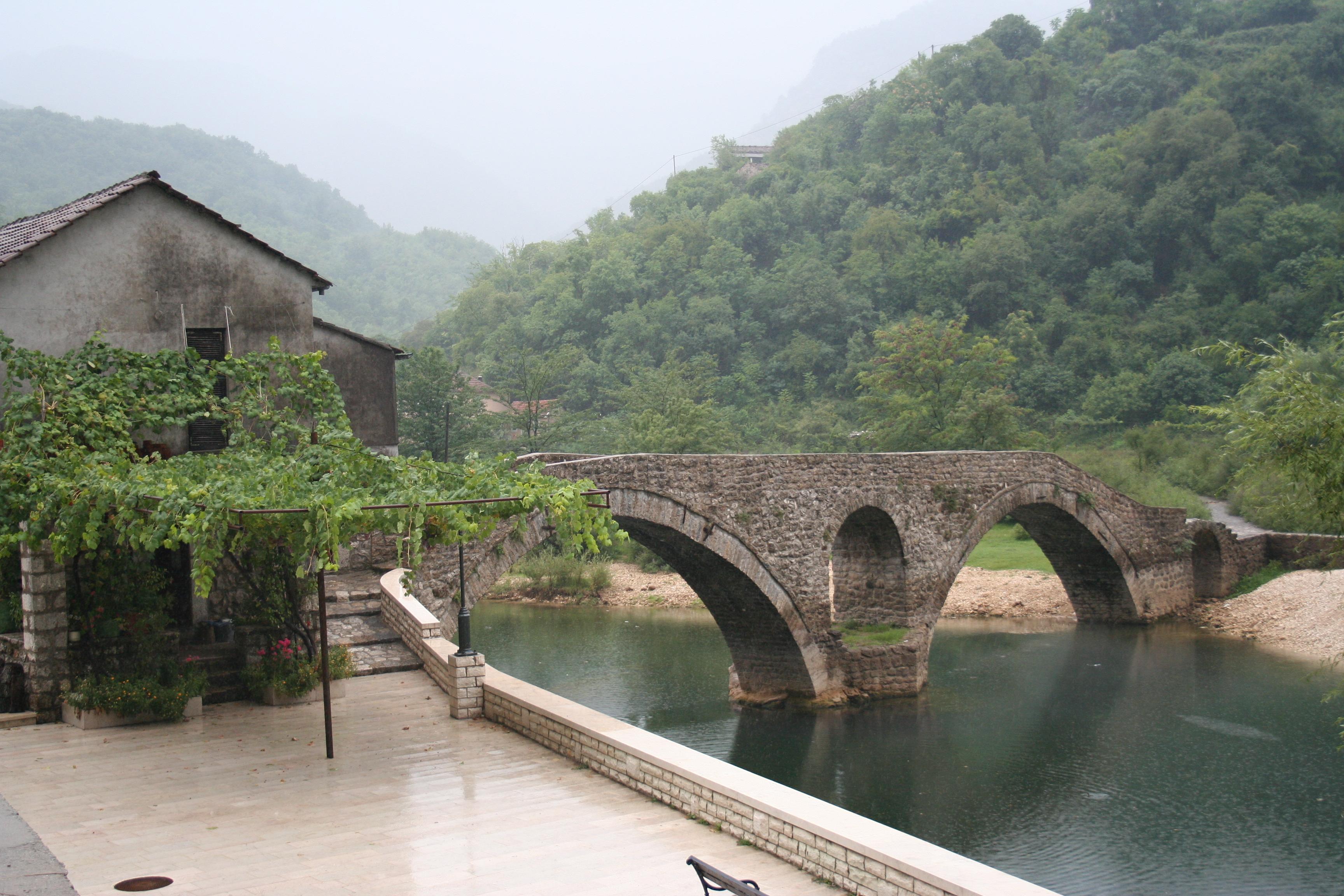 Ribnica Bridge (Most na Ribnici)