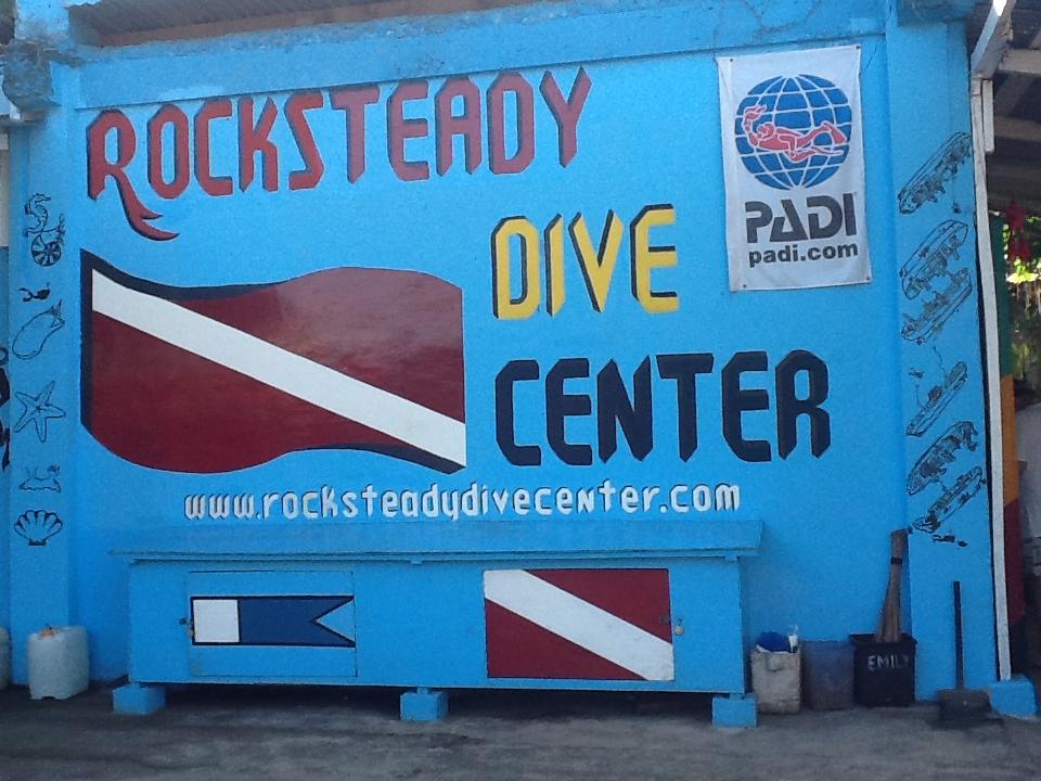 Rocksteady Dive Center