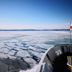 Abashiri Drift Ice Sightseeing & Icebreaker Ship User Photo