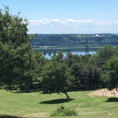 蒙特倫西瀑布公園 Parc de la Chute-Montmorency用戶圖片