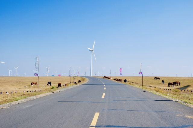 風力發電廠