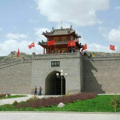 홍군 후이닝 회사 옛 터 여행 사진