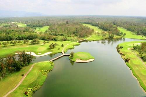 Kangle Garden Spa & Golf Club, Xinglong, Hainan