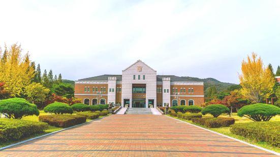 啟明大學行訴博物館