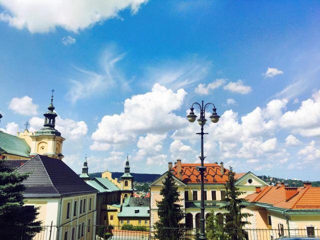 Przemysl Old Town