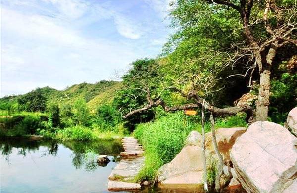 Qiu Mountain Sceneic Area