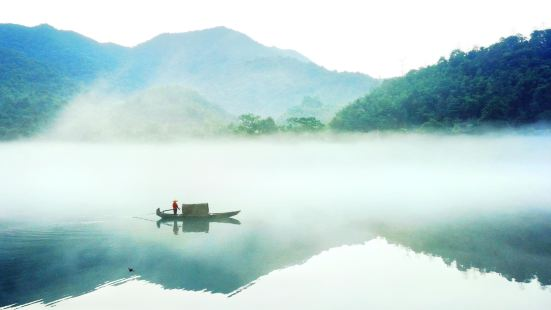 東江湖風景區
