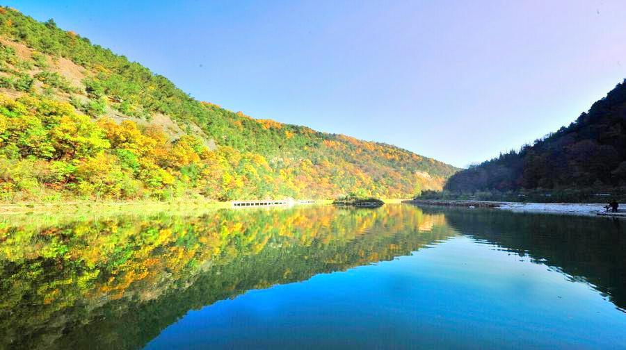 Shaanxi Huangling National Forest Park