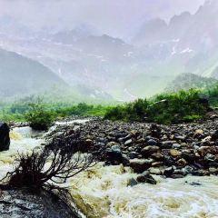 雨崩神瀑用戶圖片