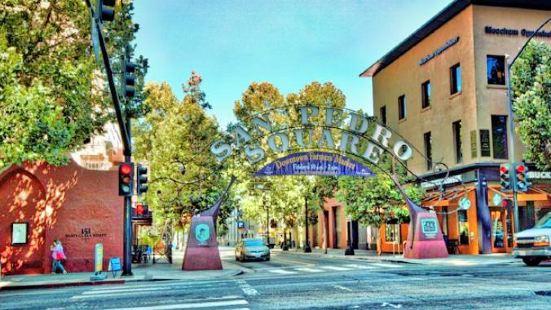 South San Pedro Street