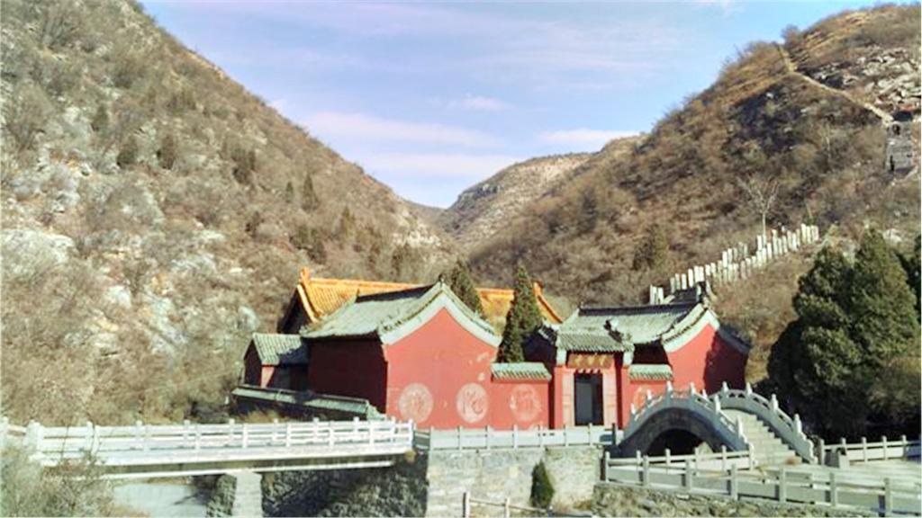 Yunmeng Mountain Scenic Spot