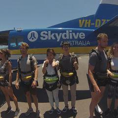 黃金海岸高空跳傘用戶圖片