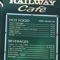 Railway Cafe用戶圖片