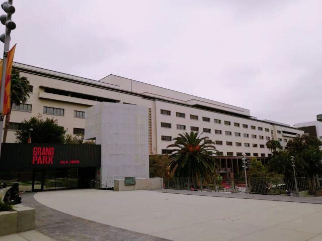 Civic Center/Grand Park Station