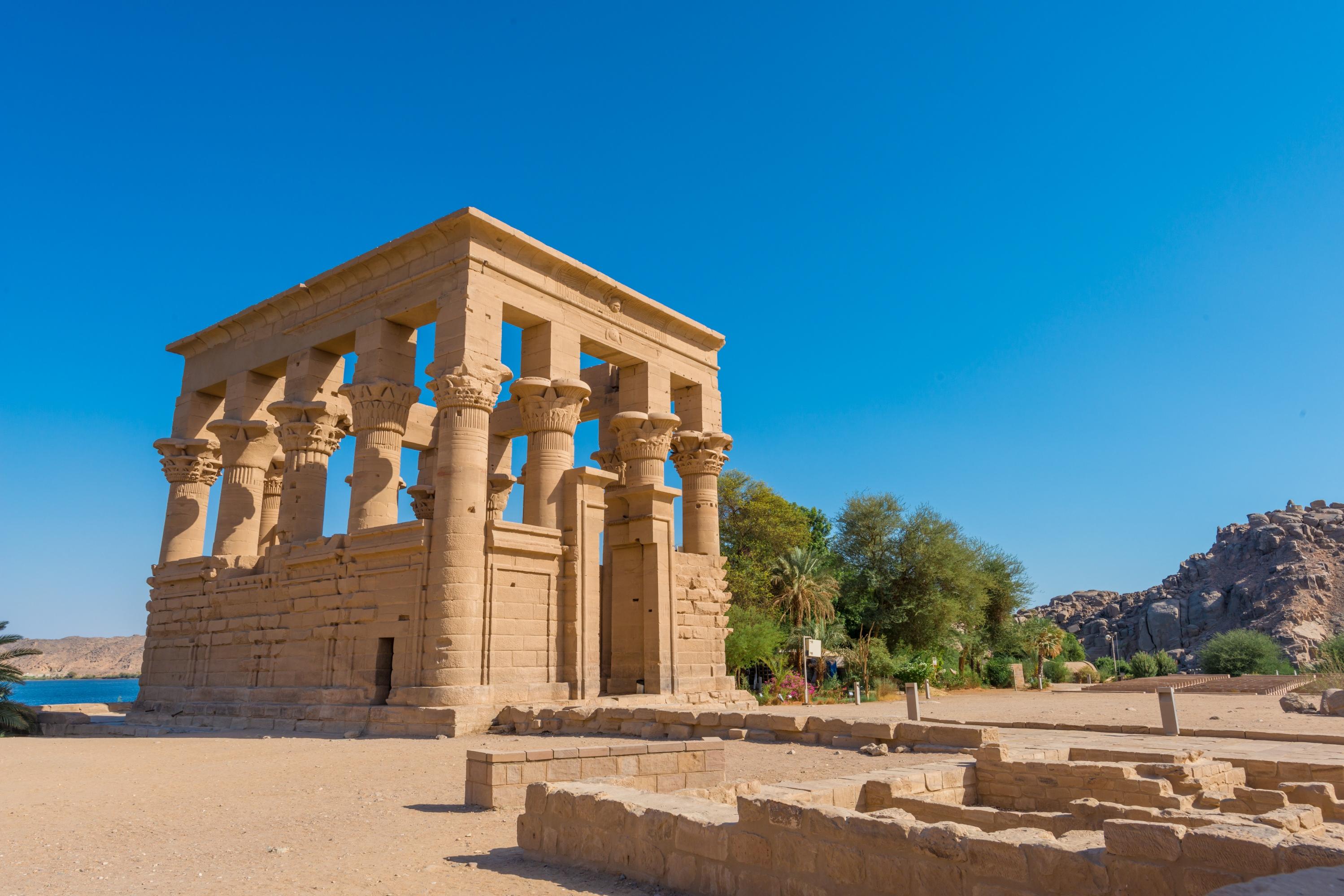 埃及阿斯旺 菲萊神廟一日遊(探索伊西斯女神,市區酒店接送)
