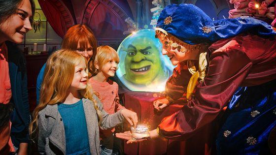 Shrek's Adventure Park London Ticket
