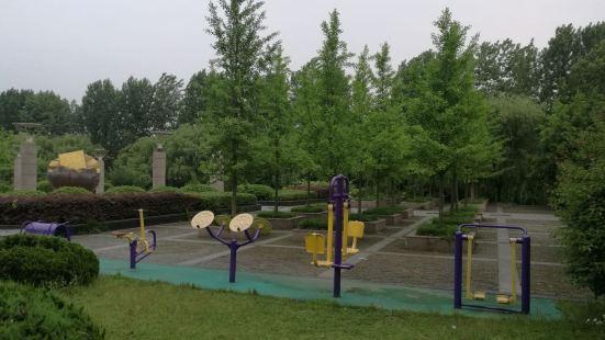 杭州西湖科技園區健身苑