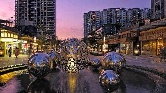 深圳香蜜湖東亞國際風情街
