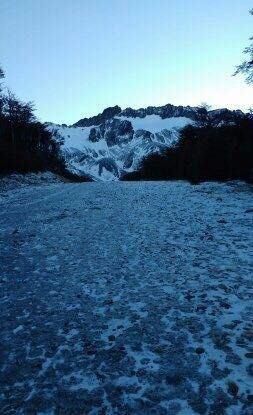 馬舍爾冰川
