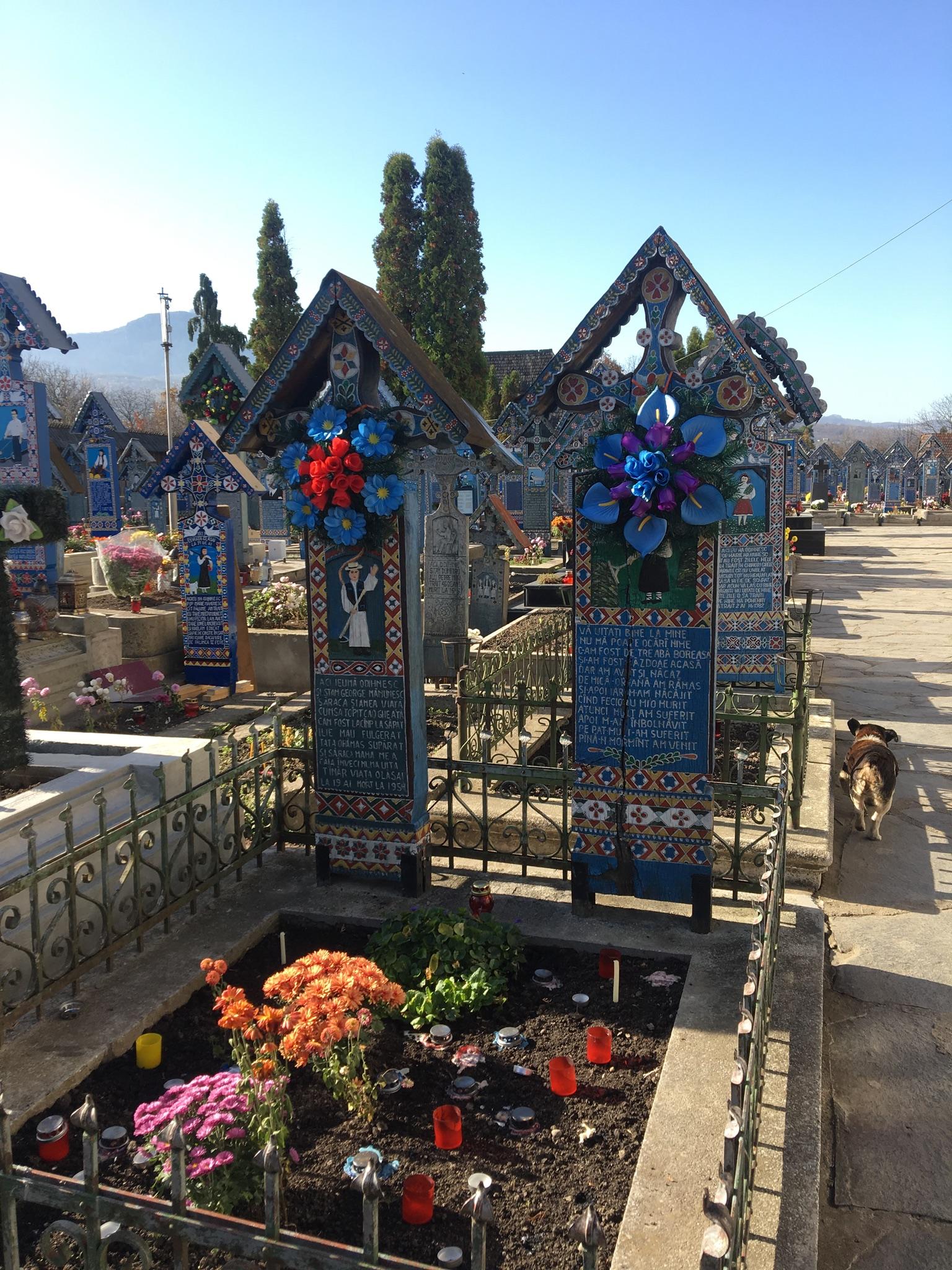歡樂墓地群