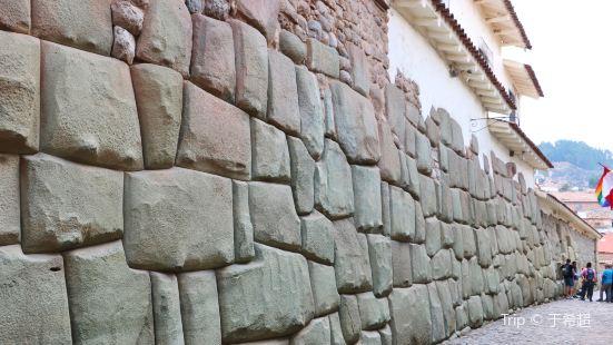 印加古道和十二邊形印加石
