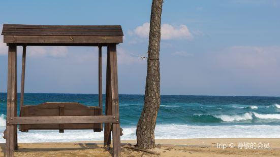 安木海水浴場