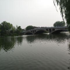 台兒莊古運河用戶圖片