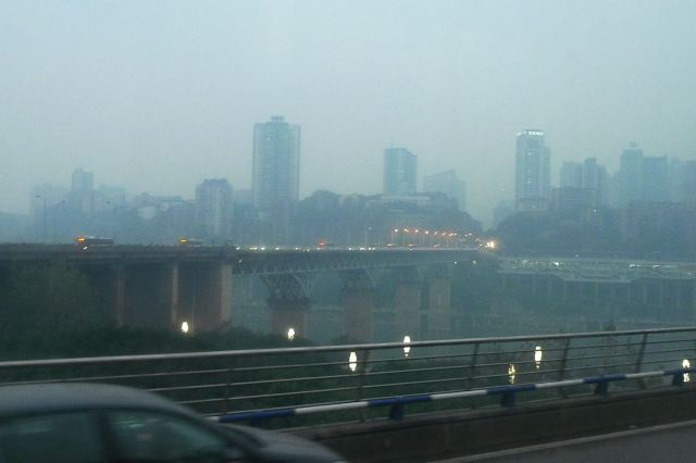 渝澳嘉陵江大橋
