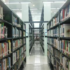 창사시 도서관 여행 사진