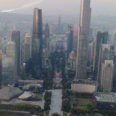 광저우 타워(광주탑) 여행 사진